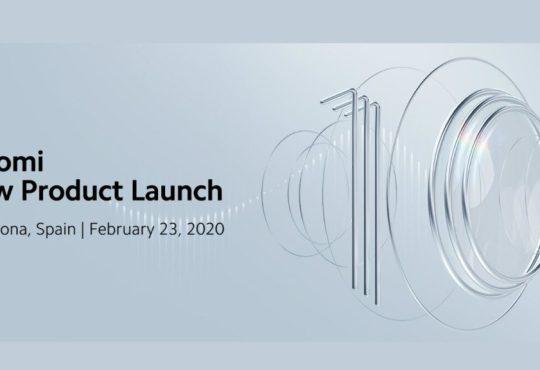 Xiaomi Mi 10 MWC 2020