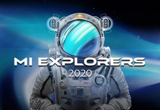 Xiaomi Mi Explorers 2020