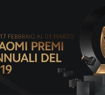 Xiaomi sconti smartphone premi annuali 2019