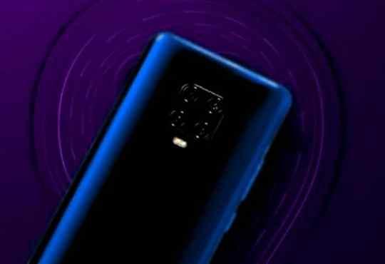 Redmi Note 9 Pro concept
