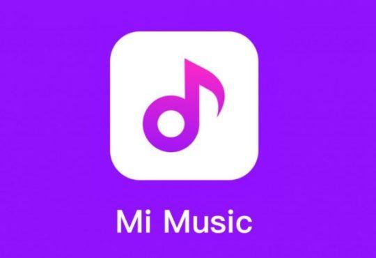 Xiaomi Mi Music streaming musicale