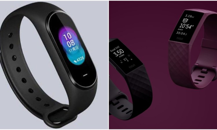 Xiaomi Mi band 5 vs Fitbit Charge 4