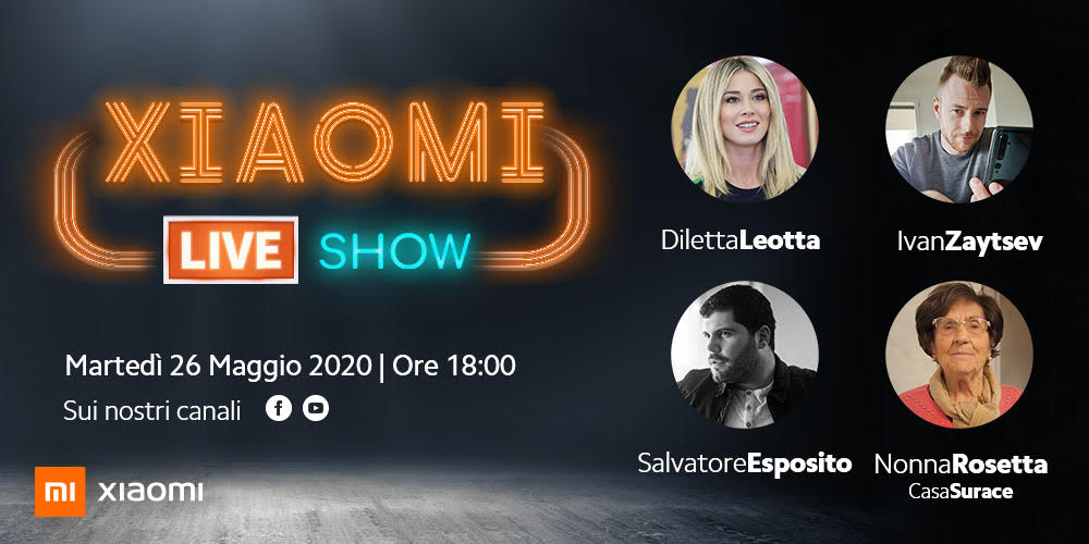 Xiaomi Live Show