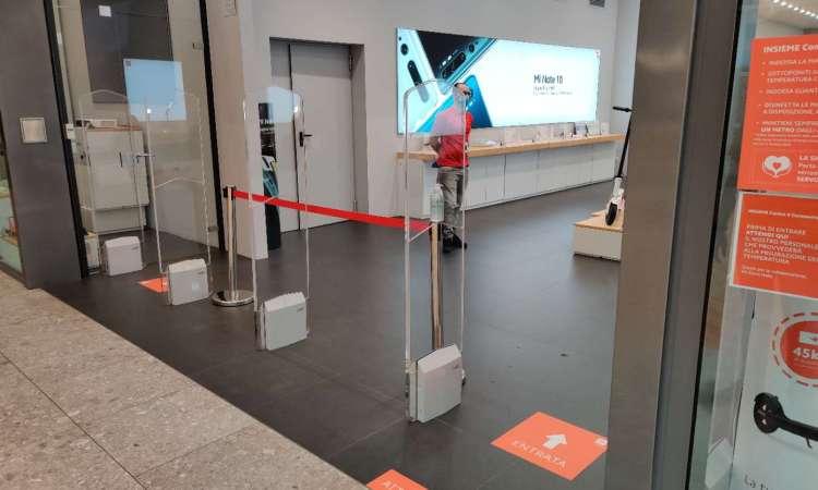 Xiaomi Mi Store coronavirus