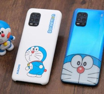 """Xiaomi Mi 10 Youth Edition arriva anche in """"Doraemon Limited Edition"""""""