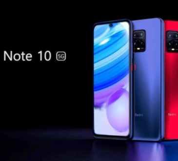 Redmi Note 10 immagine concept errata