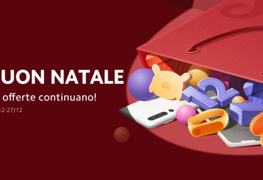 Xiaomi Italia offerte sconti Natale