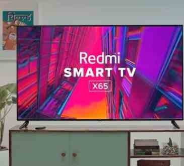 Redmi TV X50, X55 e X65
