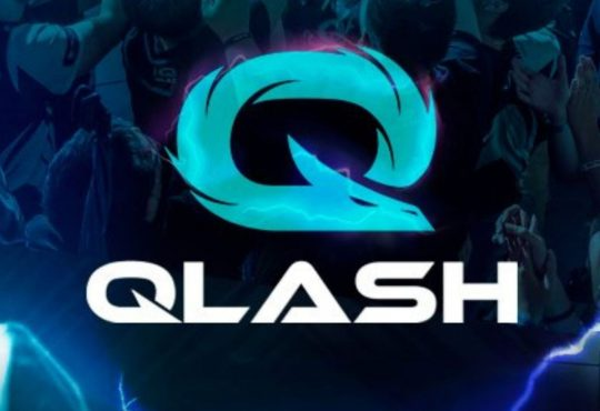 POCO sponsor Qlash Italia