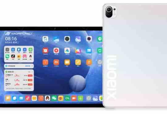 Xiaomi Mi Pad 2021