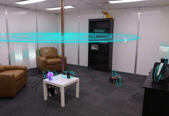 Ricarica wireless via onde sonore