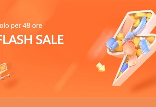 Xiaomi Italia flashsale 48H