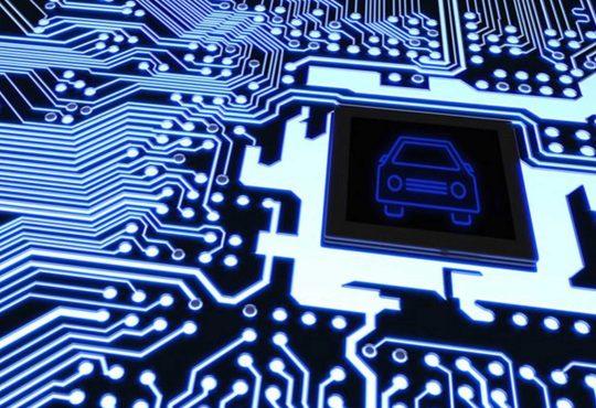 Xiaomi Motorcomm chip auto elettriche