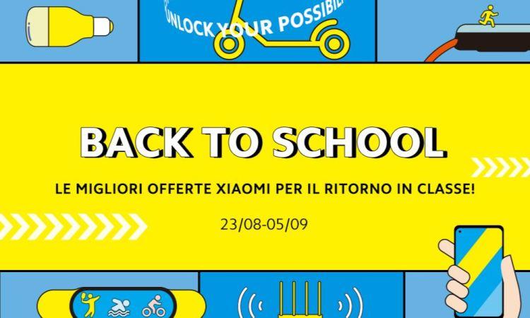 Xiaomi Offerte Back to School