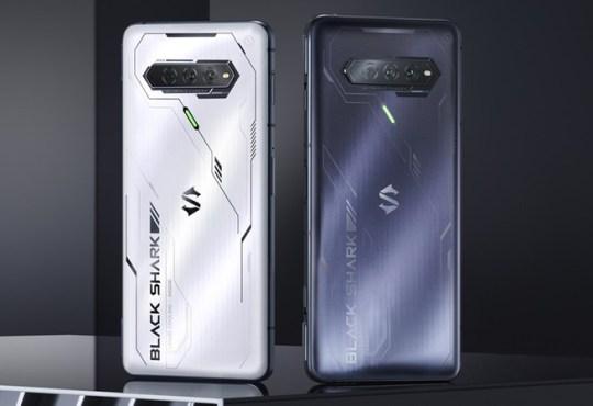 Black Shark 4S e 4S Pro