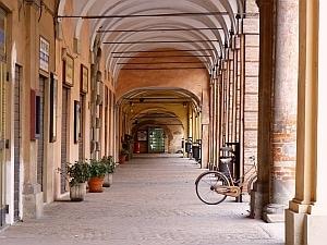 castel bolognese portici