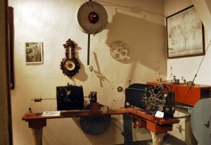 Sala Sismica, Museo Casa Bendandi