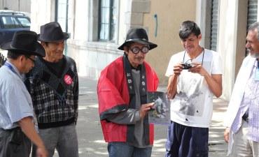 De acera a atelier callejero: centro creativo callejero