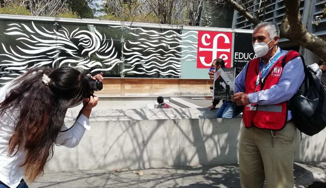 Primera sesión del curso de fotografía callejera con Estudia Foto