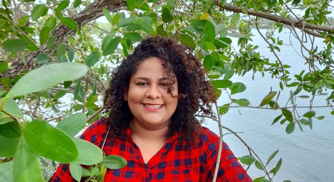 """""""No me gustaba verme en el espejo"""": Deyma Bernal, mujer afromexicana. Fotografía de Deyma Bernal"""