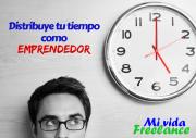 Aprende a gestionar tu tiempo como emprendedor