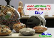 Conoce Etsy: plataforma para vender Artesanía por Internet