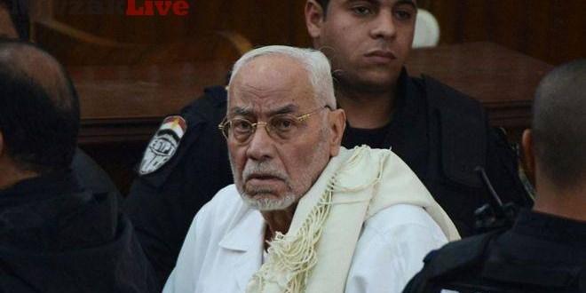 מנהיג האחים המוסלמים לשעבר, מוחמד מהדי עאכף מת בגיל 89