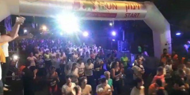 לראשונה בירושלים הוזנקו 2,000 נשים במירוץ J.W.RUN
