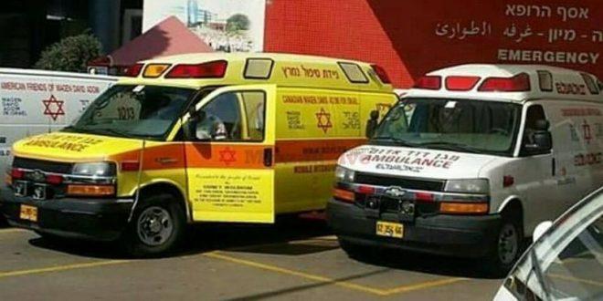 אסיר פלילי בן 54 מת בבית החולים אסף הרופא