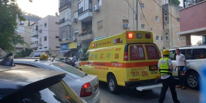בן 30 נפל מגובה ברחוב חניתה בחיפה ונהרג