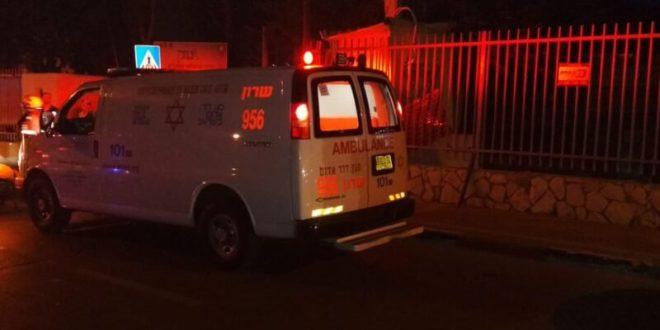 נערה בת 13 נפלה מגובה בבאקה אל גרבייה ונפצעה קשה