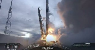 """לווין """"עמוס 17"""" הישראלי שוגר בהצלחה ממרכז החלל בפלורידה"""