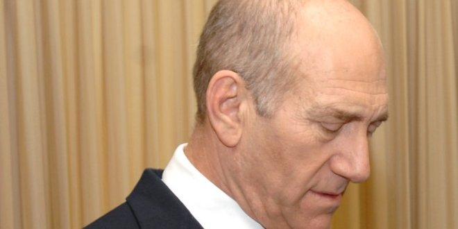 ראש הממשלה לשעבר, אהוד אולמרט יתאשפז באיכילוב