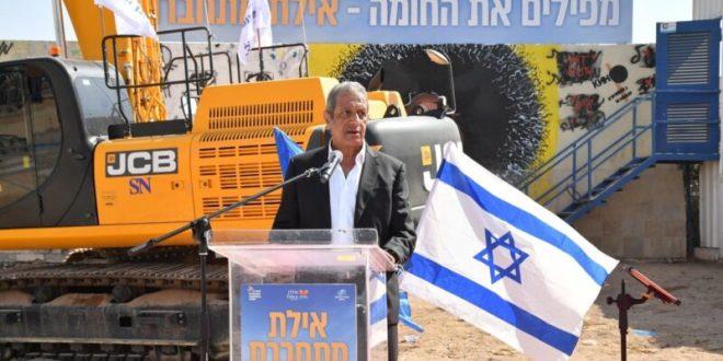 לאחר כמעט שלושה עשורים: מאיר יצחק הלוי יסיים את תפקידו כראש עיריית אילת