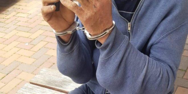 השייח יוסף אלבאז מלוד נעצר בחשד להסתה נגד שוטרים ברשת האינטרנט