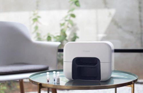 IMG_0335-500x327 הסטארטאפ Nimble פיתח רובוט ביתי למריחת לק אוטומטית