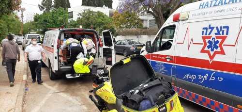 WhatsApp-Image-2021-05-09-at-13.43.00-500x231 פועל בן 27 נפל מגובה באתר בניה בתל אביב, מצבו בינוני