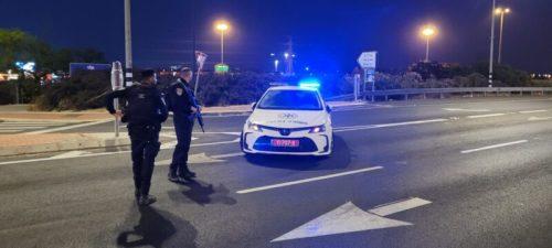 WhatsApp-Image-2021-05-10-at-20.16.53-500x225 כוחות גדולים של משטרה פועלים בזירות הנפילות במרחב לכיש