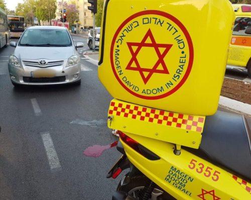 WhatsApp-Image-2021-05-11-at-07.28.11-500x397 הולך רגל בן 80 נפצע קשה מפגיעת רכב בתל אביב