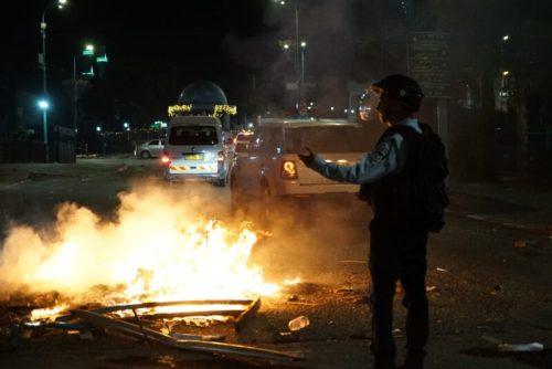 WhatsApp-Image-2021-05-13-at-10.51.33-1-500x334 מתחילת האירועים ביום שני: 232 חשודים בהתפרעויות נעצרו בצפון הארץ