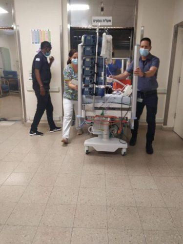 WhatsApp-Image-2021-05-13-at-15.46.03-375x500 ילדים המאושפזים בשניידר הועברו למתחם חירום ממוגן בבית החולים