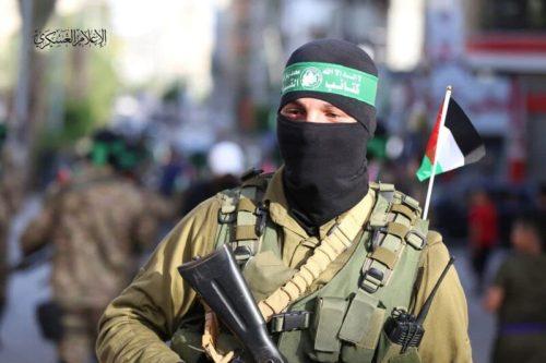 WhatsApp-Image-2021-05-28-at-21.03.55-1-500x333 חמאס קיים עצרת המונית לרגל ''ניצחון ההתנגדות בקרב על חרב ירושלים''