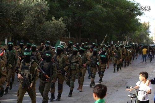 WhatsApp-Image-2021-05-28-at-21.03.56-500x333 חמאס קיים עצרת המונית לרגל ''ניצחון ההתנגדות בקרב על חרב ירושלים''