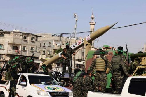 photo5298700161393996644-500x333 חמאס קיים עצרת המונית לרגל ''ניצחון ההתנגדות בקרב על חרב ירושלים''