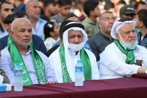 photo5298700161393996671-500x333 חמאס קיים עצרת המונית לרגל ''ניצחון ההתנגדות בקרב על חרב ירושלים''