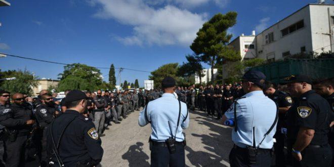 מצעד הגאווה בחיפה הסתיים ללא אירועים חריגים
