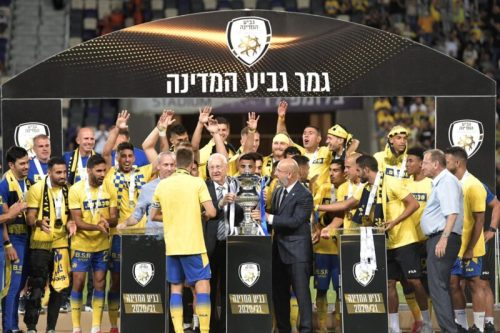 WhatsApp-Image-2021-06-03-at-00.08.00-500x333 נשיא המדינה העניק את גביע המדינה בכדורגל למכבי תל אביב