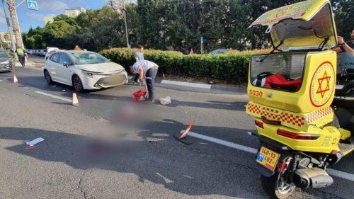 WhatsApp-Image-2021-06-10-at-18.25.26-500x281 מתה מפצעיה בת ה-69 שנפגעה מרכב בחיפה; החשוד בדריסתה עוכב לחקירה