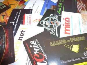 Imprimir tarjetas de visita baratas