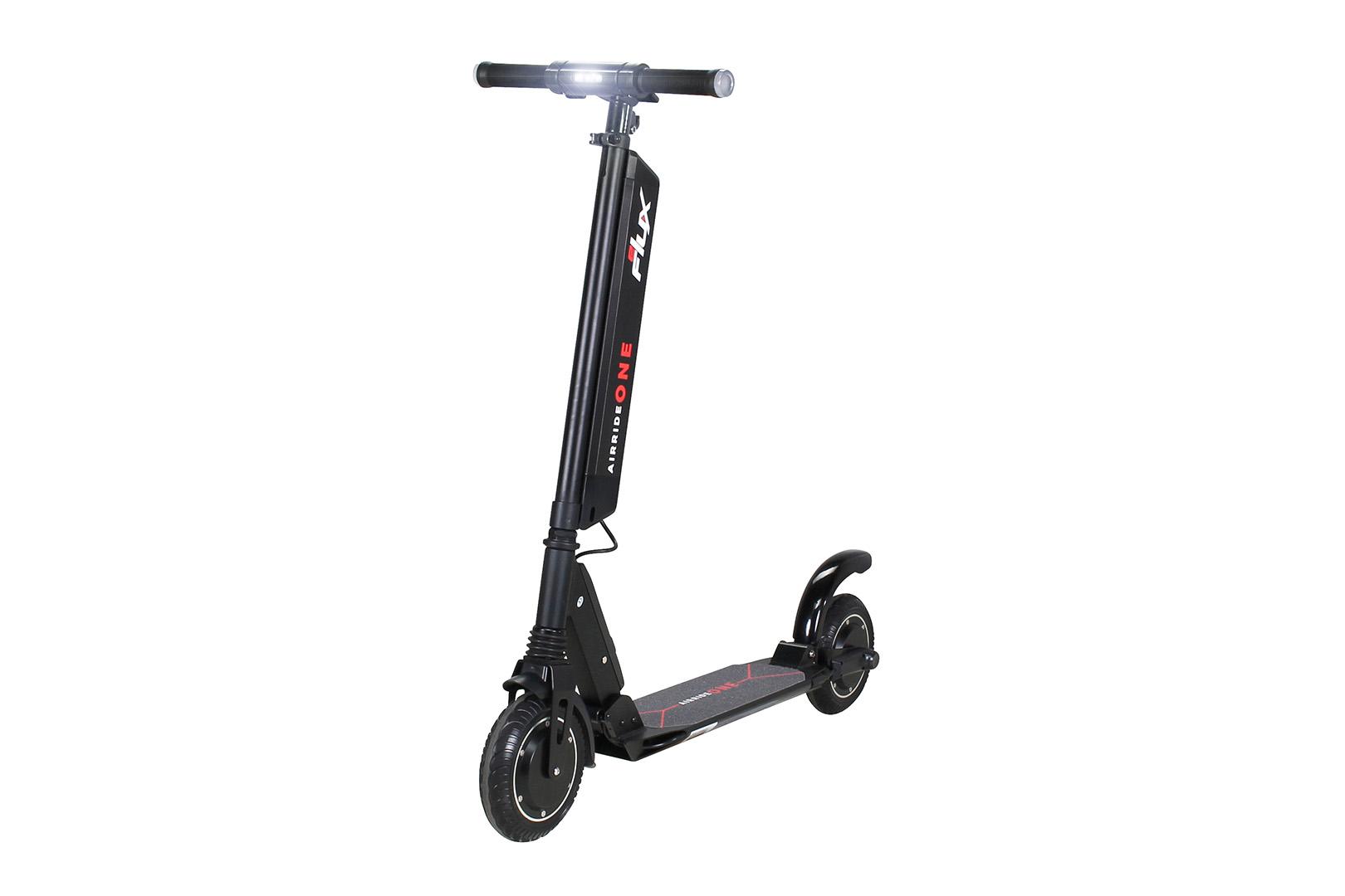 Eflux Airride 350w Elektro Aluminium E Scooter Faltbar